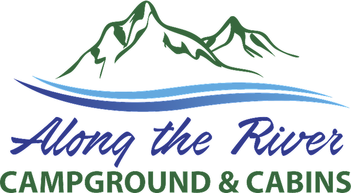 Along The River Campground & Cabins logo
